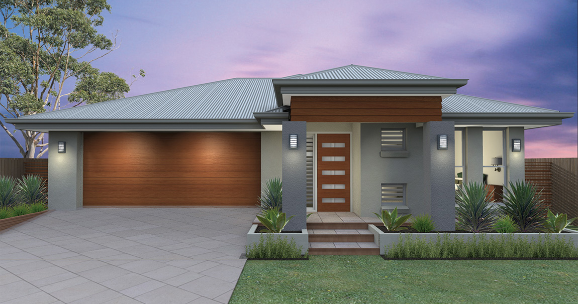 Dixon homes house builders australia for Home designs australia