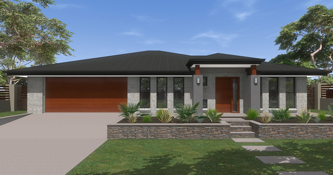 Queensland house styles designs home design and style for Home designs brisbane